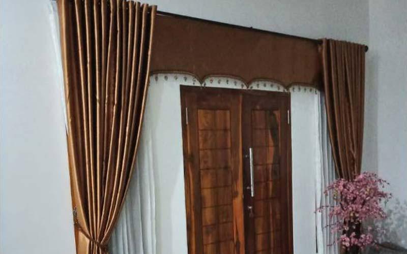 Jasa Pembuatan Gorden Murah di Puncak Jaya