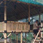 Jasa Pembangunan Gazebo Murah di Amurang