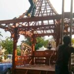 Jasa Pembangunan Gazebo Murah di Garut
