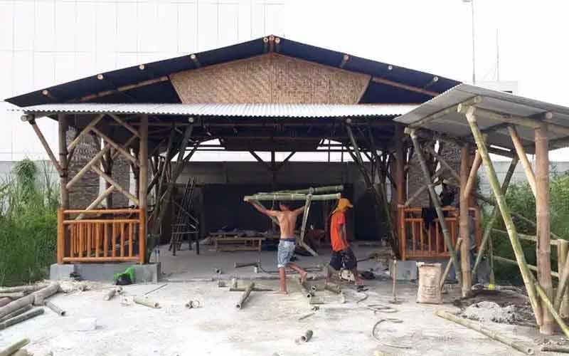 Jasa Pembuatan Gazebo Murah di Bogor