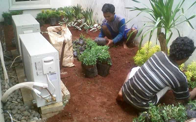 Jasa Pembuatan Taman di Bone