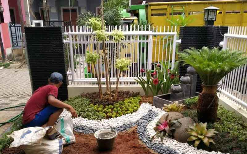 Jasa Tukang Taman di Piru