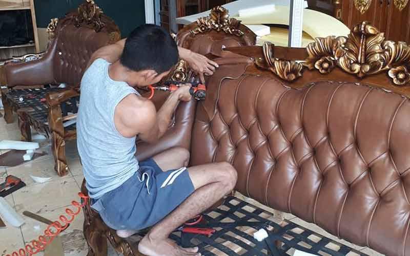 Jasa Service Sofa di Tambrauw