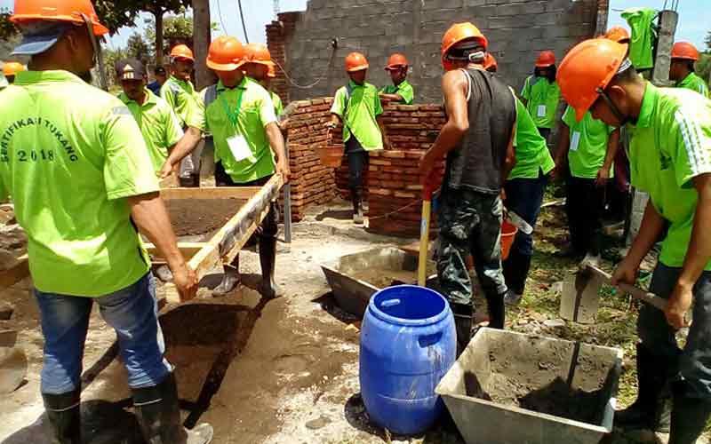 Jasa Tukang Bangunan Harian di Kulon Progo
