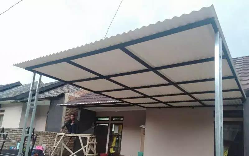 Jasa Pemasangan Kanopi Murah di Wamena