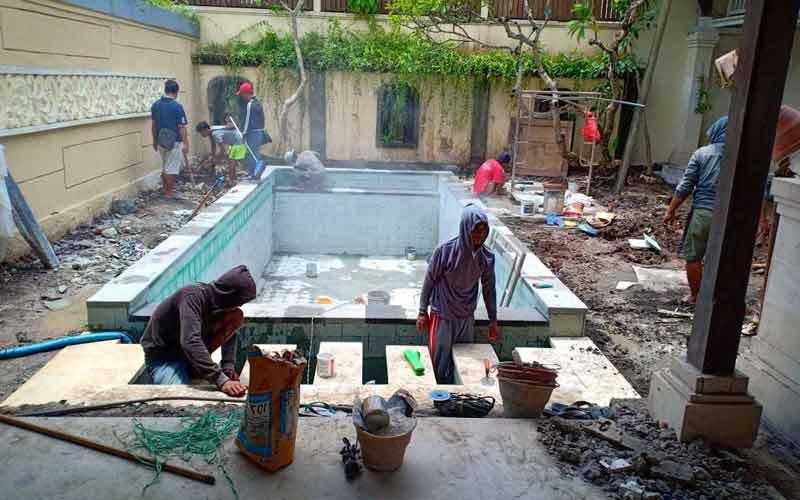 Jasa Pembuatan Kolam Renang di Sungaipenuh