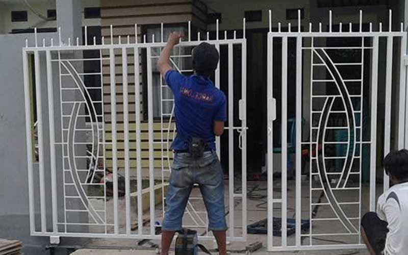Jasa Pemasangan Pagar Rumah di Tasikmalaya