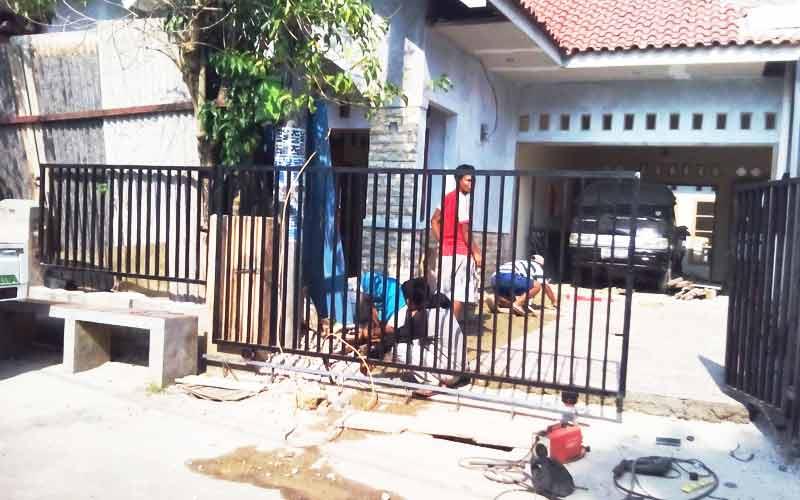 Jasa Pemasangan Pagar Rumah di Sumedang